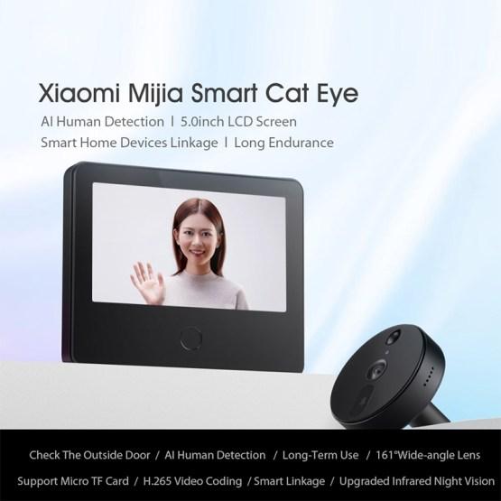 Video Türspion Digitaler Spion mit LCD Display und Bewegungsmelder