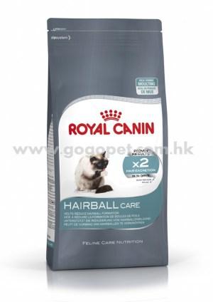 Royal Canin 法國皇家 - 成貓強力去毛球配方