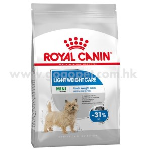 Royal Canin 法國皇家 light weight 小型犬體重控制配方