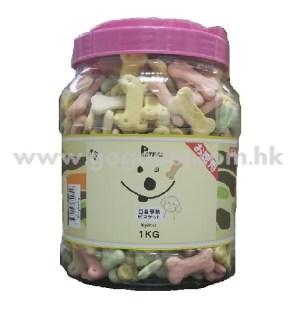 PET PAT 預防口氣雜菜餅 1kg