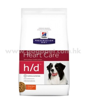 Hill's h/d 犬用心臟健康配方