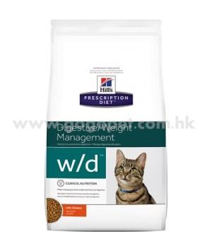 Hill's w/d 貓低脂體重控制配方 (行貨)