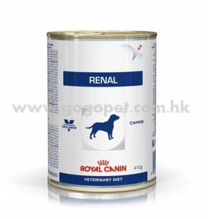 Royal Canin - Renal 犬隻腎臟處方濕糧 410g 行貨
