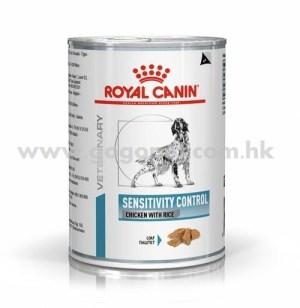 Royal Canin - Sensitivity Control 犬隻敏感處方濕糧 (雞味) 420g 行貨