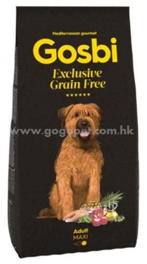 Gosbi 無穀物低敏大型成犬配方