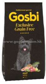 Gosbi 無穀物低敏小型成犬配方