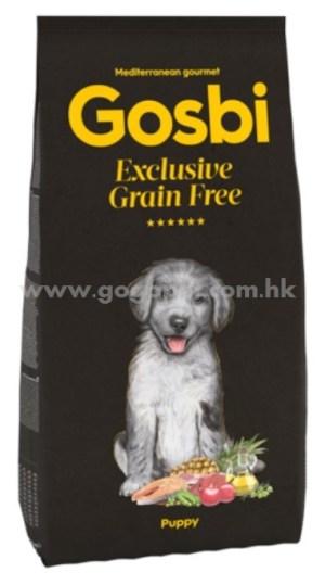 Gosbi 無穀物低敏全犬種幼犬配方
