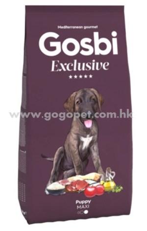 Gosbi 大型幼犬全營養蔬果配方