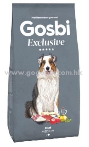Gosbi 中型成犬減肥蔬果配方
