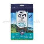 ZiwiPeak 巔峰 鯖魚及羊肉配方風乾脫水鮮肉貓糧
