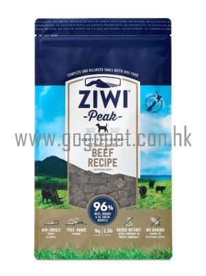Ziwipeak狗糧 牛肉狗糧