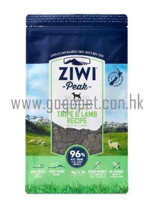 Ziwipeak狗糧 草胃羊狗糧