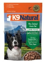 K9 Natural 狗糧 羊肉味
