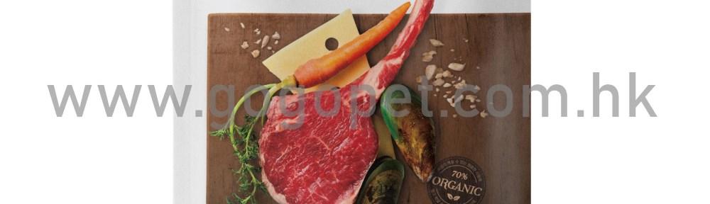 SNOOPET 鮮羊肉、青口、蔬菜 (關節強化有機配方)