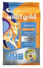 SOLID GOLD 素力高 無穀物 抗敏貓糧 Solid Gold貓糧