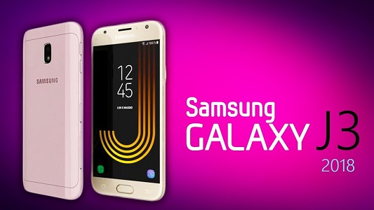 Change language on Samsung Galaxy J3 2018 with Pictures