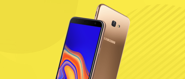 How to Hard reset Samsung Galaxy J4 Plus - step by step with Picture