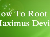 Root my Maximus