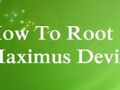 Root my Maximus