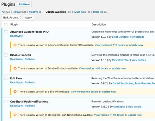 Unavailable for Scheduled Maintenance Error in WordPress
