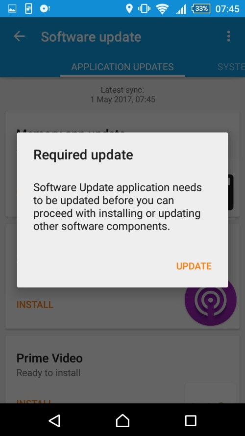 Vibration not working on Sony Xperia