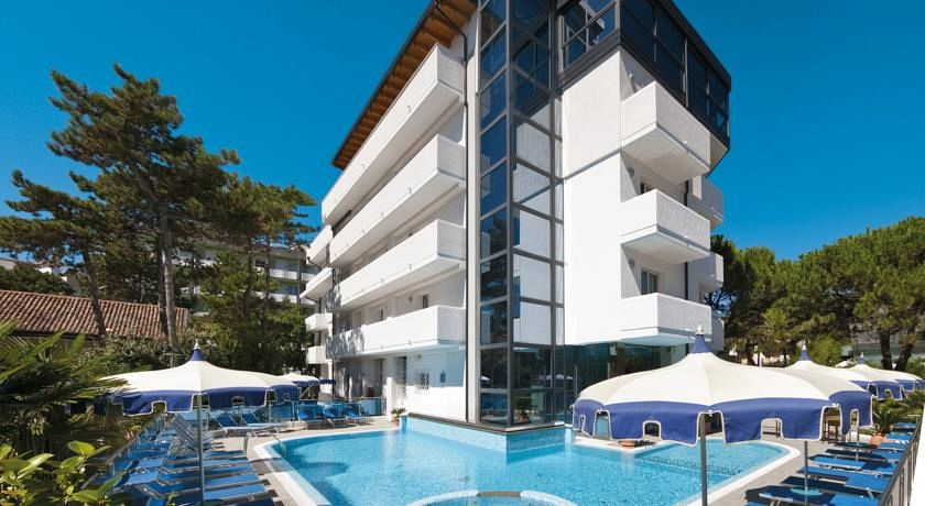 Hotel Bellevue  Terme di Lignano Sabbiadoro