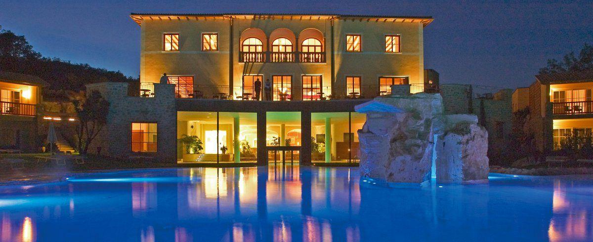 Adler Thermae Spa e Relax Resort  Terme di Bagno Vignoni
