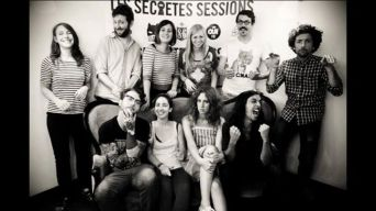 Les Scretes Sessions 2014
