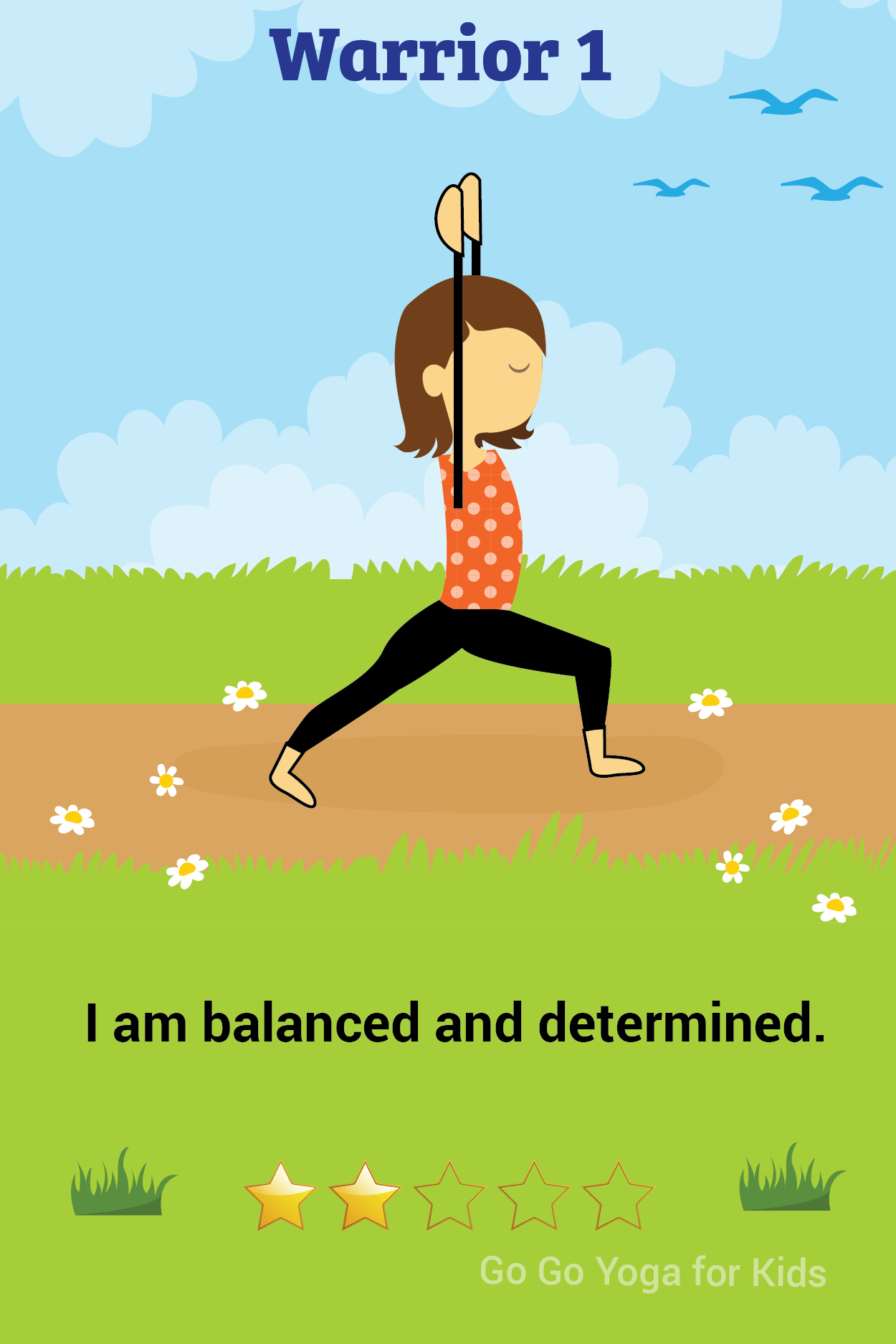 Learn New Yoga Poses With The Kids Yoga Challenge Pose Cards