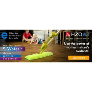 H20 E3 Natural Cleaning System