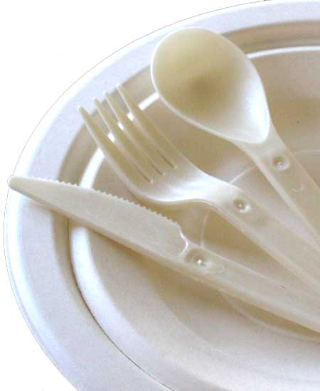 Biodegradable and compostable environmentally friendly
