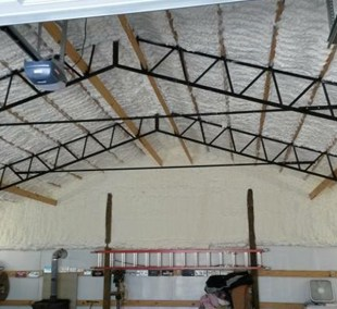Commercial buildings are prime customers for money-saving insulation.
