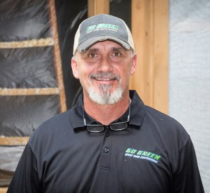 Go Green Spray Foam Owner Greg