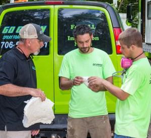 Go Green Spray Foam Guys Consulting