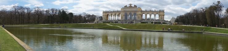 Panorama à Vienne en Autriche