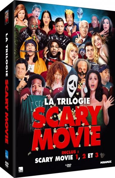 Scary Movie Trilogie