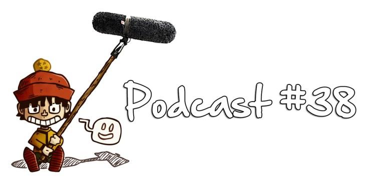 Gohancast 38 - podcast jeux vidéo