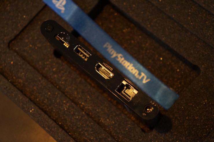 PressKit Playstation TV connexions