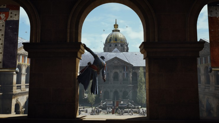test assassin's creed unity ps4