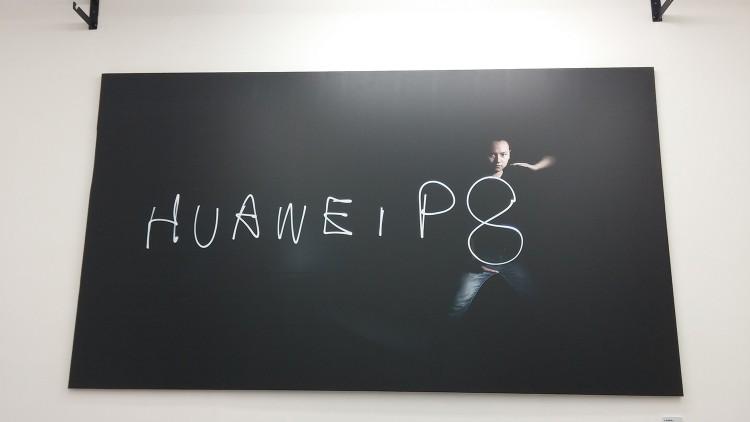 huawei P8 avis