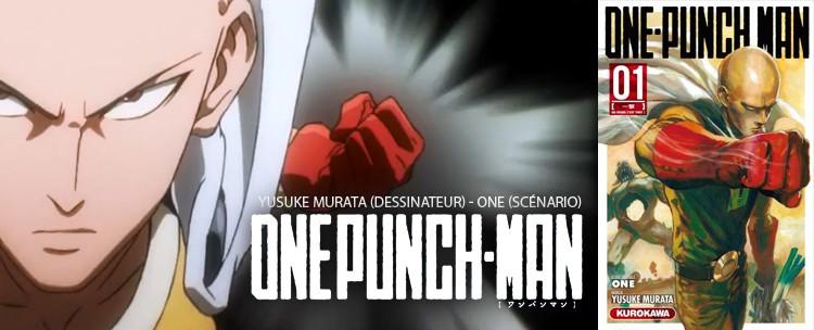 avis manga one punch man