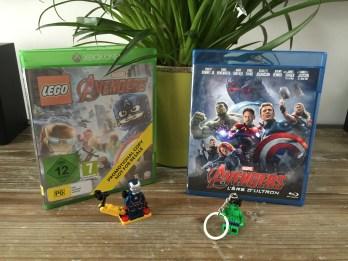 goodies lego avengers