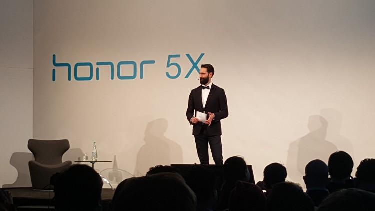 lancement honor 5x