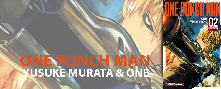 avis manga one punch man tome 2