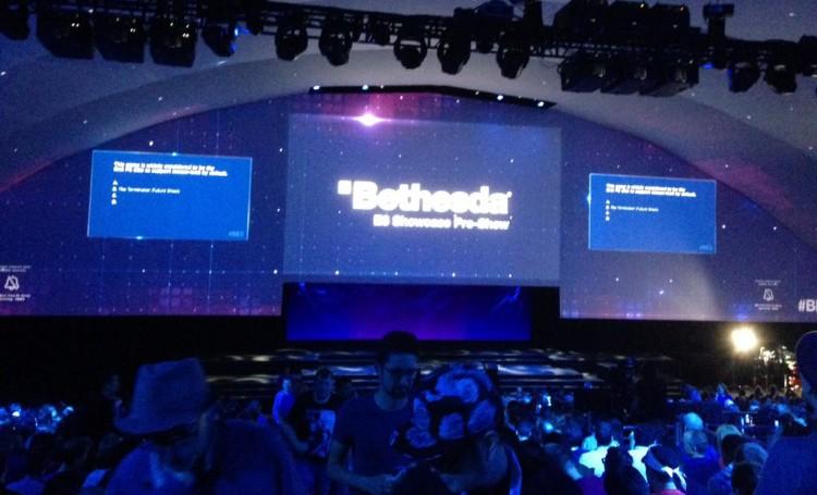 conference bethesda e3 2016