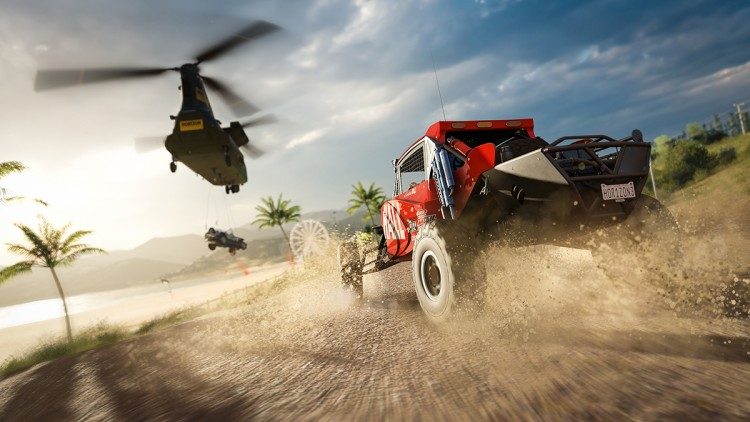 Forza Horizon 3 Helo Showcase