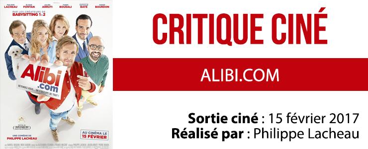 critique cine alibi