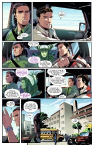 Powers rangers page 2
