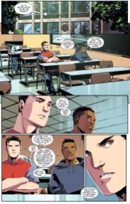 Powers rangers page 4