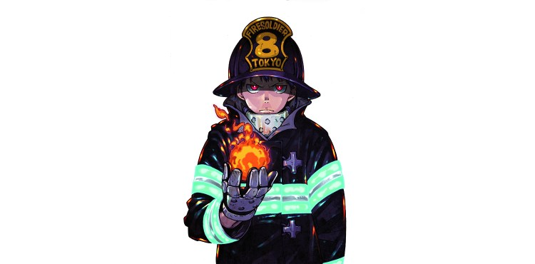 avis manga fire force tome 1